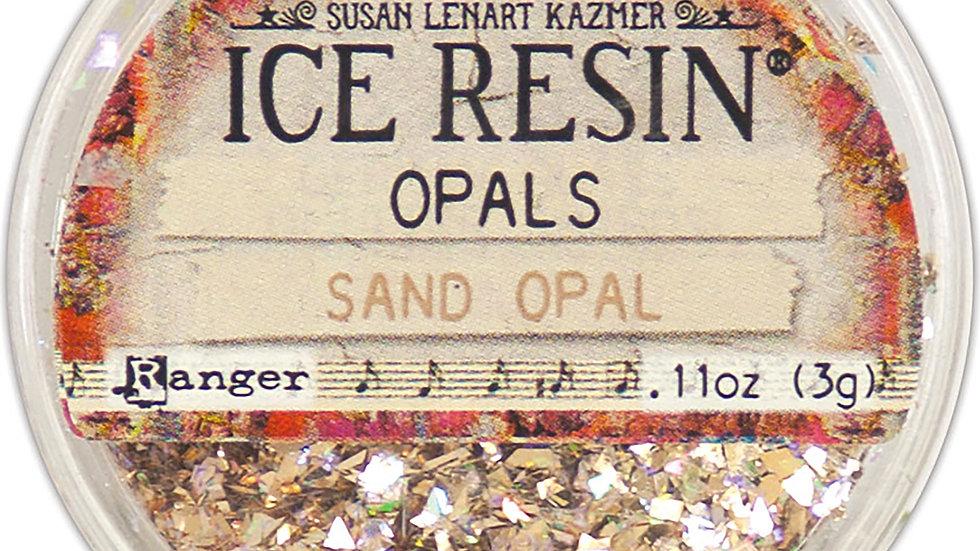 Ice Resin Sand Opal