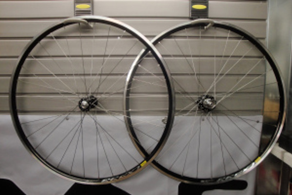 006. wheels true and ready