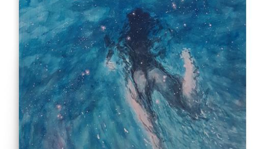 Swimming In Space #6