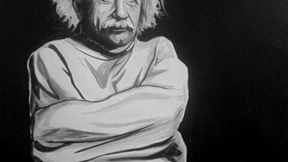 Einstein in a Straightjacket