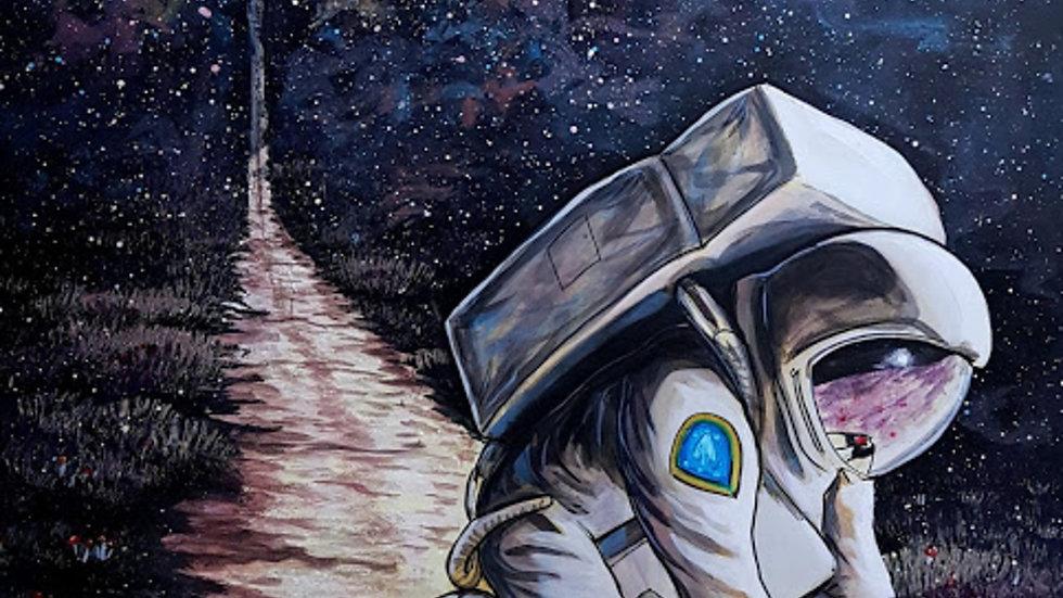 Space Mushroom hunt