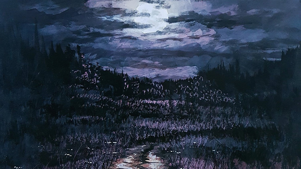 Mystic Moonbeam