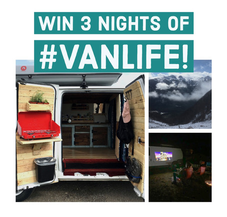 Win 3 nights for FREE to explore the Rockies!