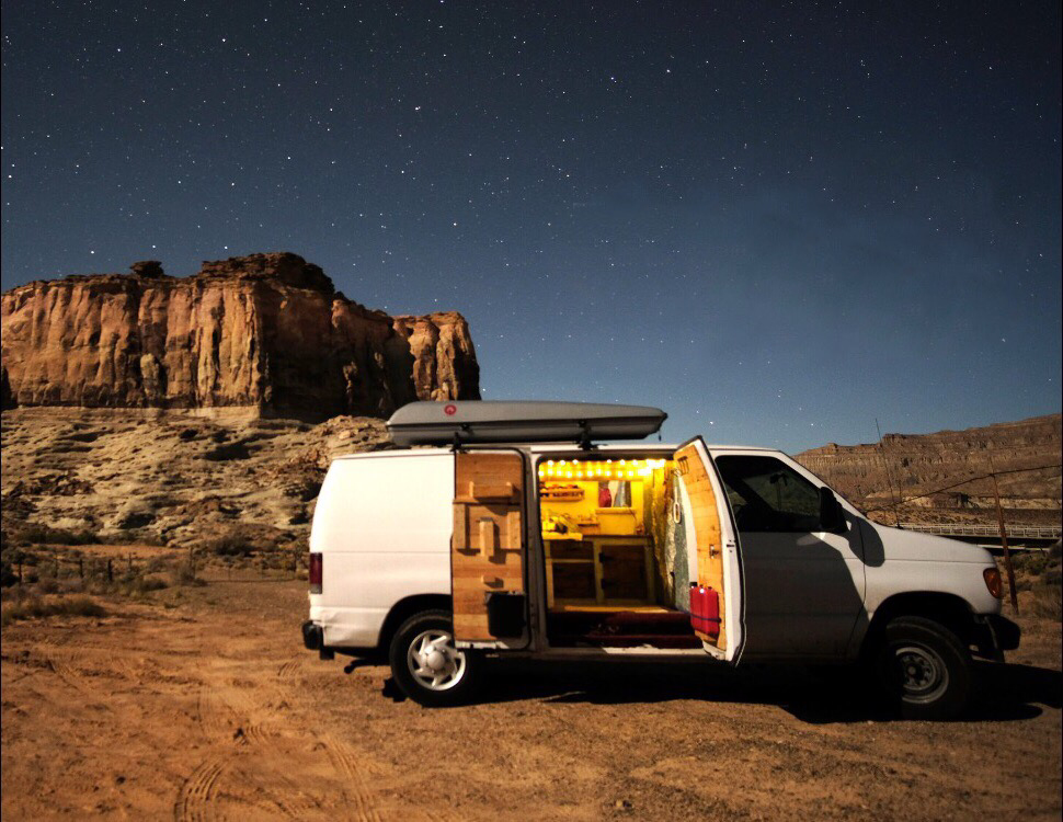 Why rent a campervan