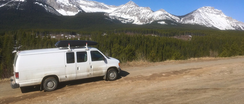 Glacier Travels in Alberta