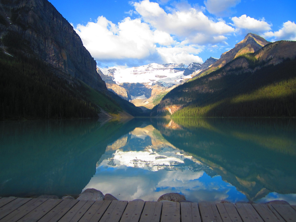 Lake Louise in Alberta