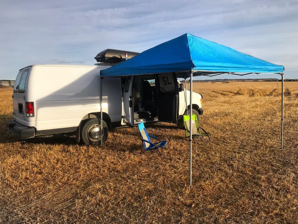 accessoire additionnel tente-abri avec la location