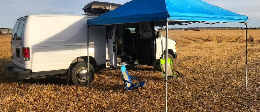 Shelter Tent Add-on with the rental
