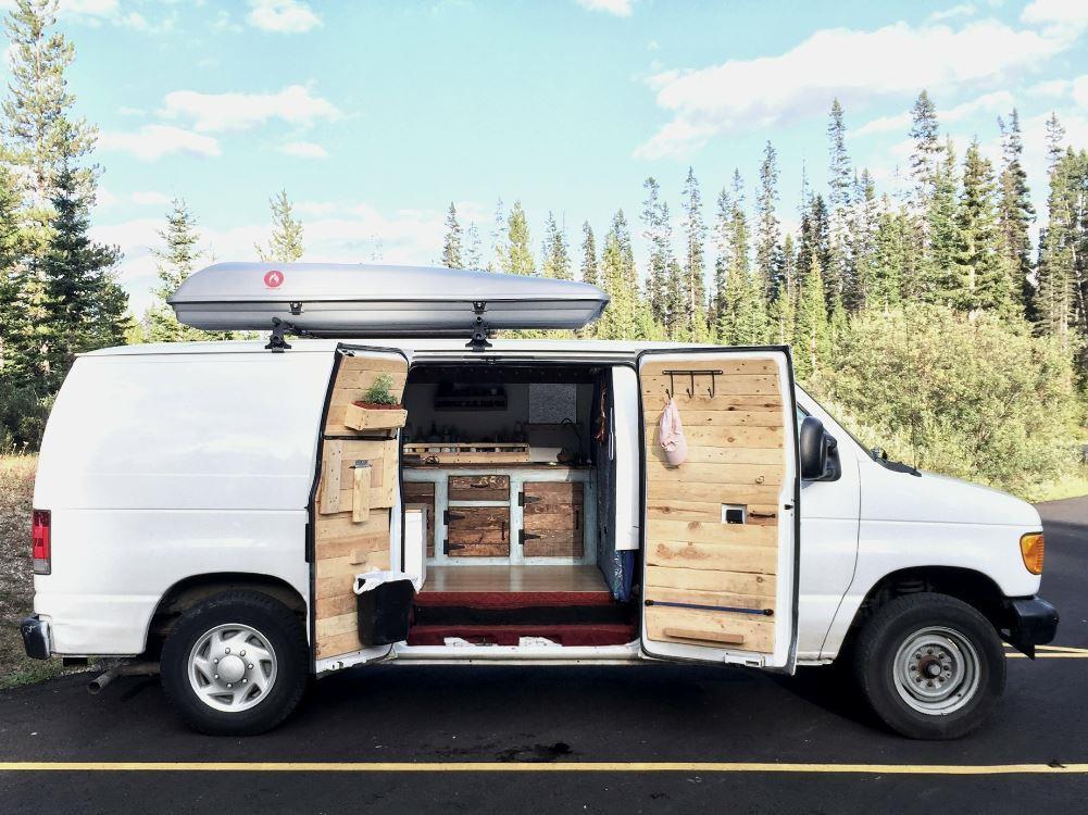 Dream Weaver campervan profile