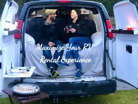 Maximize Your RV Rental Experience