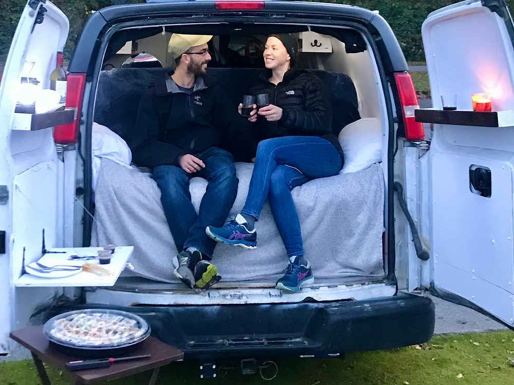 New Age Travel and Services campervan rentals from Calgary, Alberta is the perfect way to visit the Western Canada.