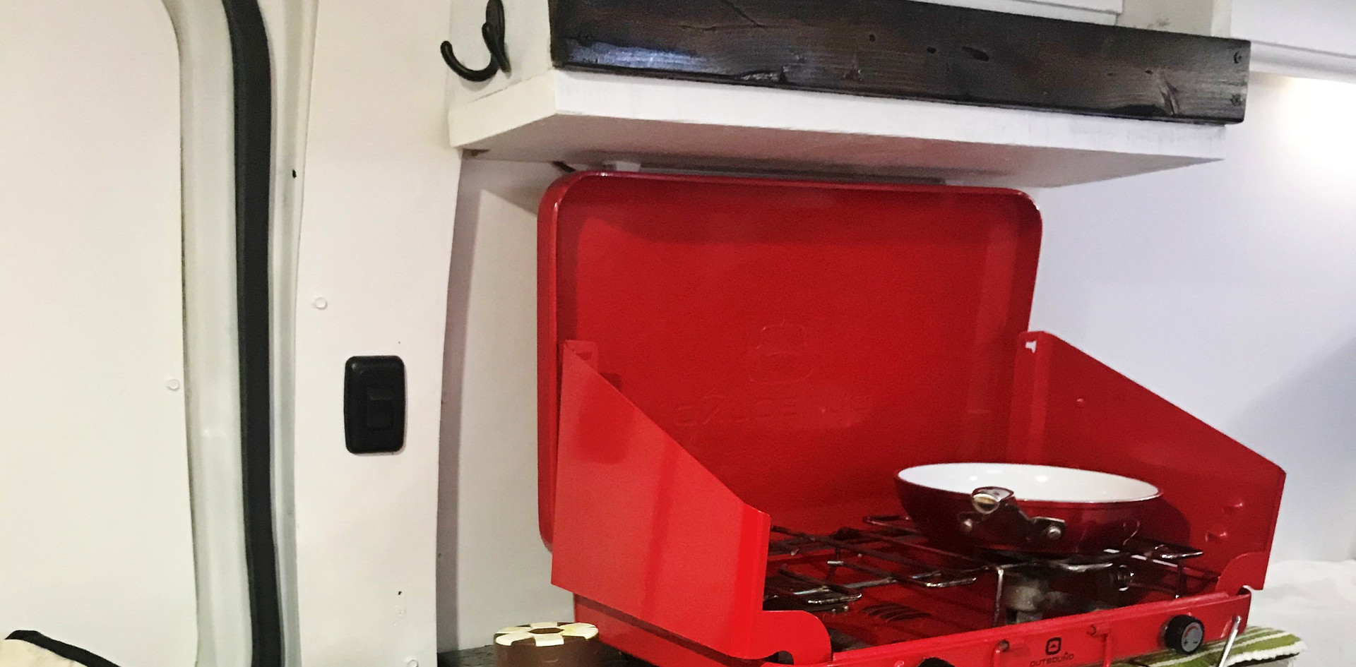 Option de cuisson de VR intérieur