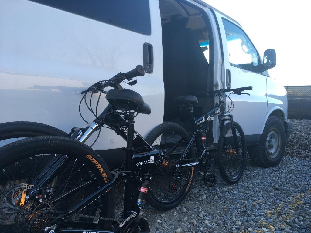 Bikes rental in add-ons