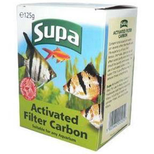 Supa Activated Filter Carbon