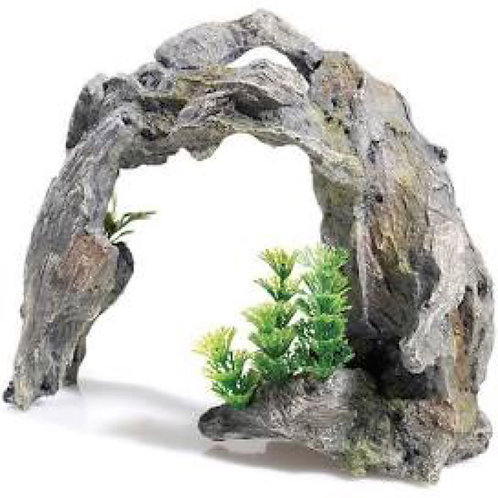 Driftwood Arch with Plants - Classic Décor