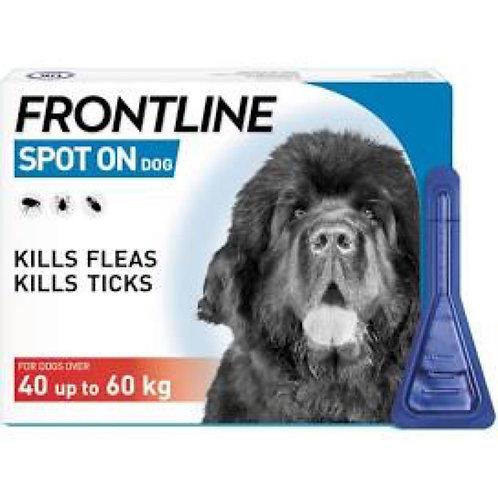 Dog Frontline 40-60kg