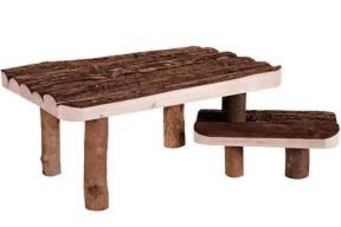 Trixie natural living shelter platform