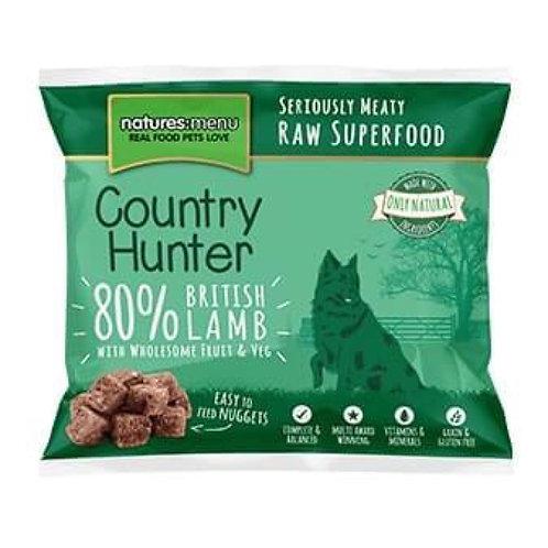 Country Hunter British Raw Lamb Nuggets