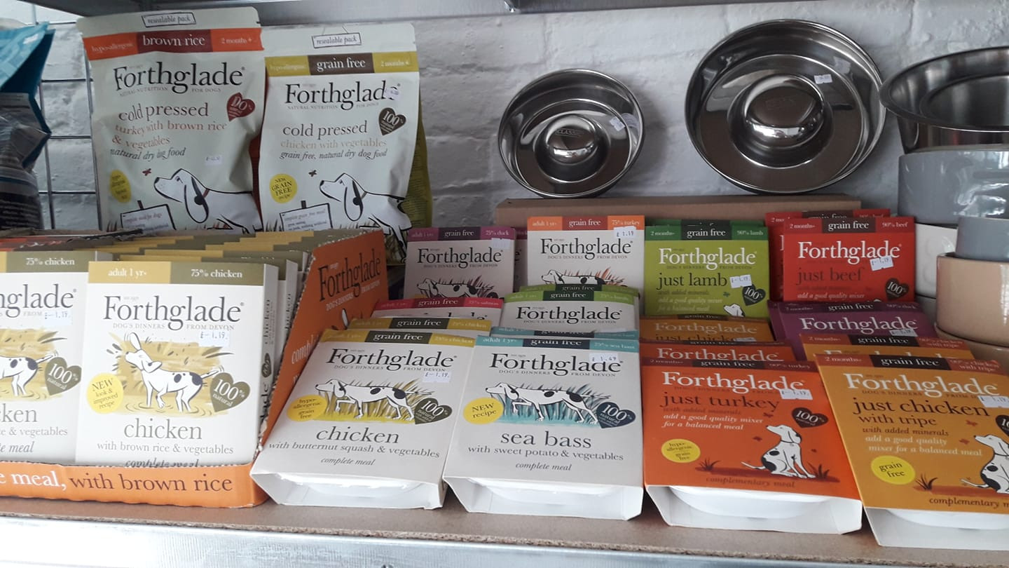 Forthglade Sold Here