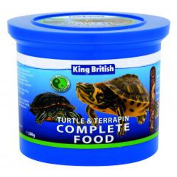 Turtle and Terrapin Food 200g