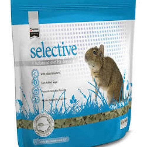 Selective Degu Food