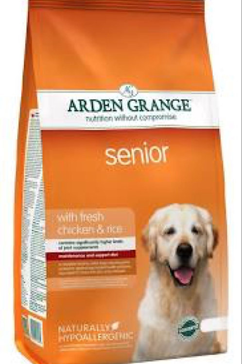 Arden Grange Senior Chicken 2kg
