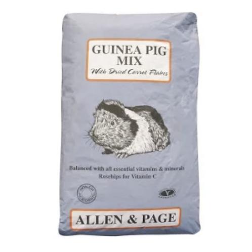Allen & Page Guinea Pig Mix Per KG