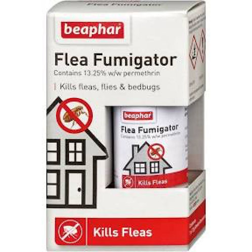 Flea Fumigator