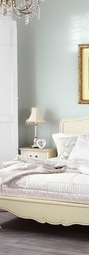 Juliette Champagne Bedroom