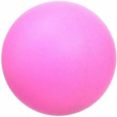 Classic Pink Ping Pong Ball Cat Toy
