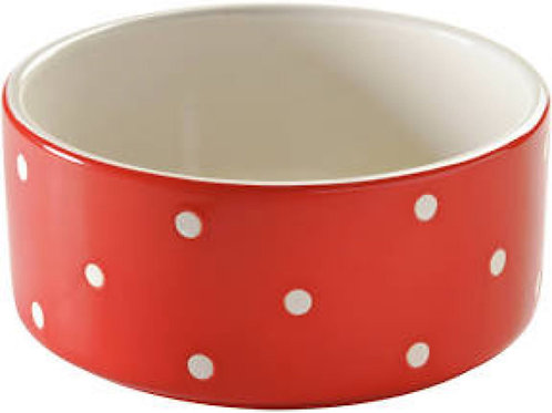 Mason Cash Red Polka Dot 18 cm Bowl