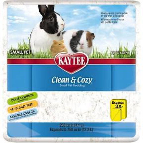 Kaytee Clean Cozy Paper Bedding