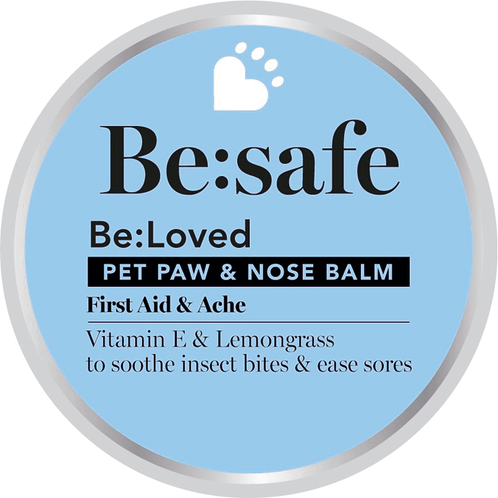 Be:Safe Paw & Nose Balm 65g Tin