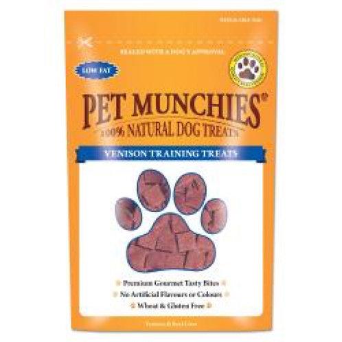 Pet Munchies Venison Training Treats