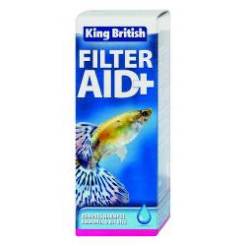 King British Filter Aid 100ml