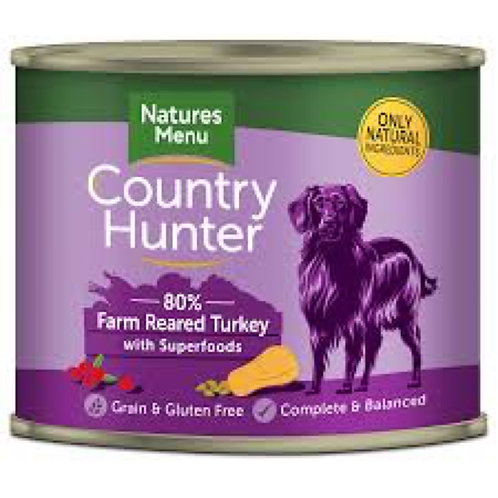Country Hunter Turney 600g
