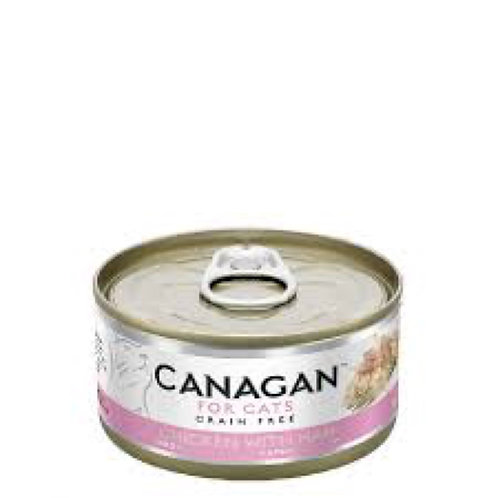 Canagan Cat Can Chicken x Ham 75g