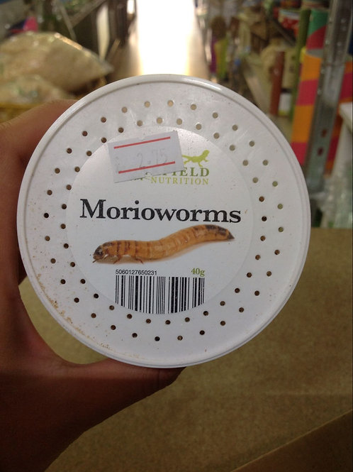 Monkfield Morioworms 40g
