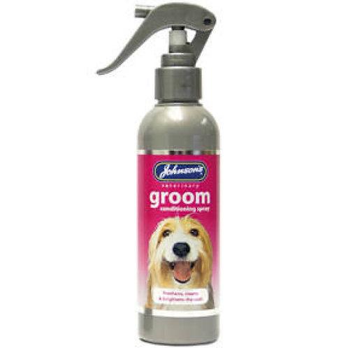 Johnson's Groom Conditioning Spray 150ml