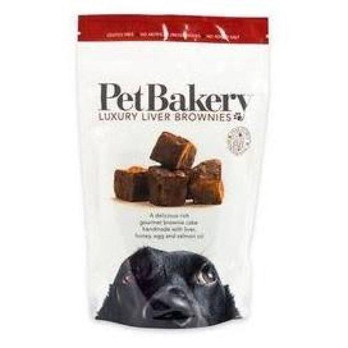 Pet Bakery Liver Brownies