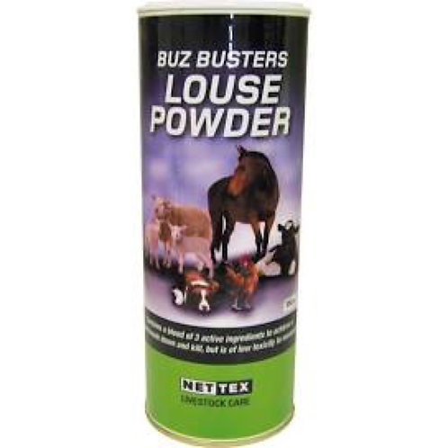 Net-Tex Busters Louse Powder