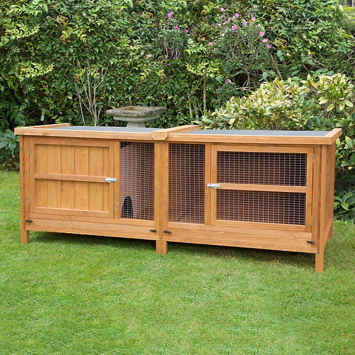 6ft Chartwell Single Rabbit Hutch