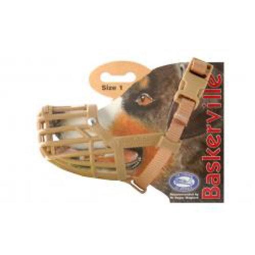 Baskerville Muzzle Size 1