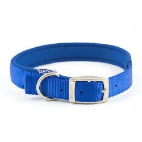 Ancol Collar 20-26cm Blue