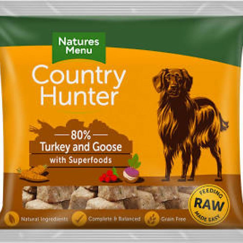 Country Hunter Raw Goose Nuggets