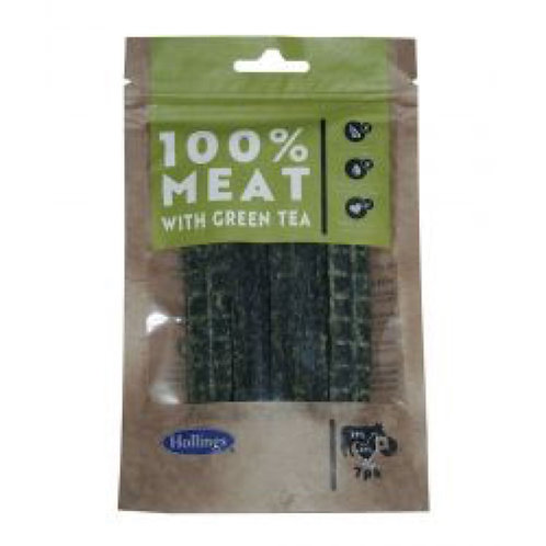 Meat with Green Tea