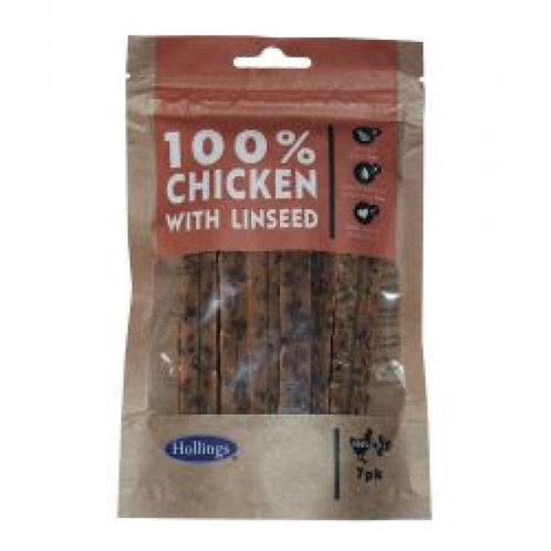 Chicken with Linseed