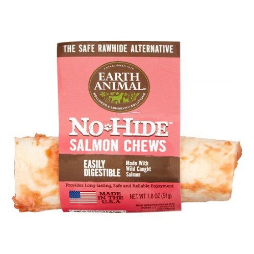 "Earth Animal No Hide Salmon Dog Chew 7"""