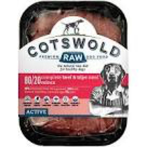 Cotswold RAW Active Mince Beef 1kg