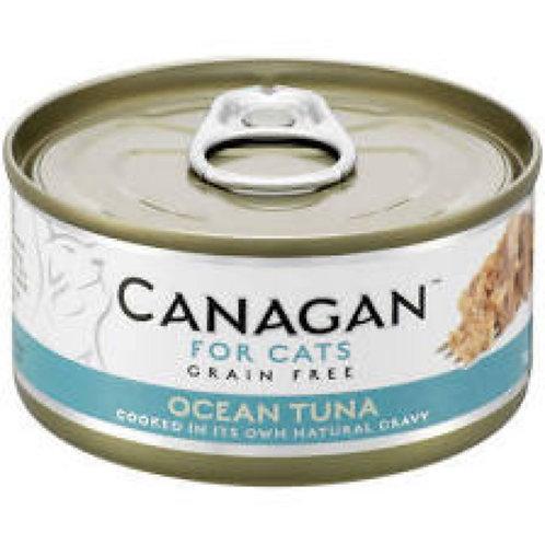 Canagan Cat Can Ocean Tuna 75g